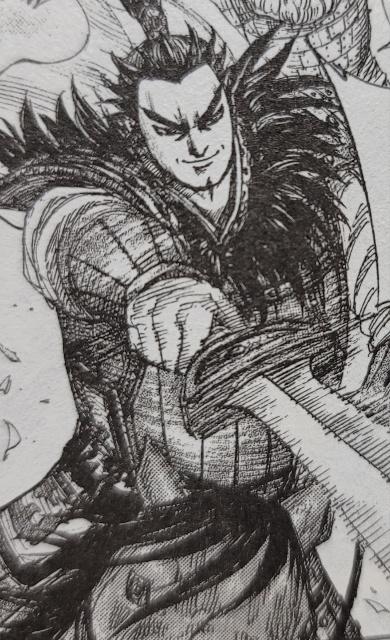 桓騎(かんき)の武力