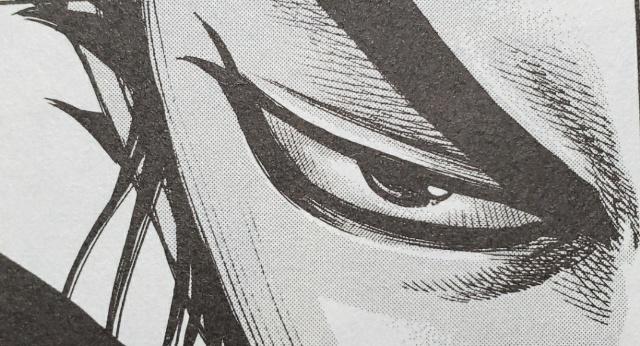 桓騎(かんき)の眼光